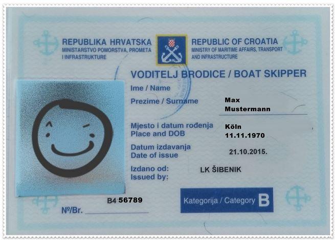 Bootsführerschein Kroatien Anmeldung Küstenpatentkurs Praxistraining